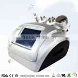 Tattoo Removal System Cavitation Tripolar Rf 10MHz Vacuum Slimming Machine Skin Tightening Freckles Removal