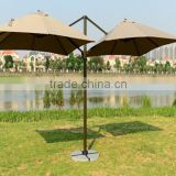 Outdoor Double Shaded Umbrella