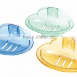 plastic soap case with suction