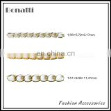 fashion jewelry aluminium chain
