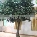 factory price hot sale fiberglass banyan tree artificial huge tree