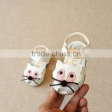 B21409A baby 1-2 years baby cute cartoon princess shoes sandals