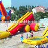 big water slides for sale /best quality inflatable watrer slide