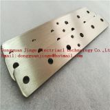 Nickel copper bar with hole different size