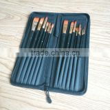 High quality professional paint brush set