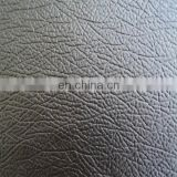 Decoration good embossing sofa leather PVC leather