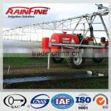 China Manufacturer Large Agricultural Sprinkler Irrigation System of Lateral Move System