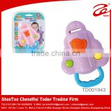 2015 hot sale baby rattle toy