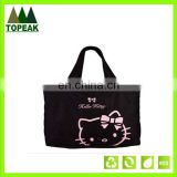 Natural cotton tote bags for promotion
