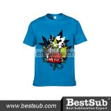 BestSub Cotton T-Shirt-Medium Blue (JA180MB)
