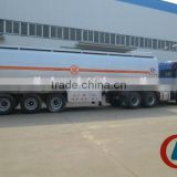 3 Axles Oil Tank Trailer 49000L With FONTON Tractor