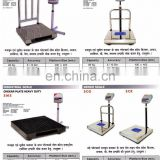 COUNTER SCALES 5 KGS 1000KGS MADE IN INDIA