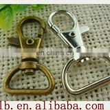 2013 hot sale wholesale silver/brass/gold stainless steel safety sling snap hook
