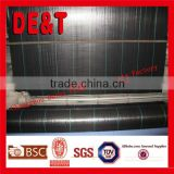Factory softextile weed mat, polyurethane laminate fabric, roller pp/pe plastic woven film
