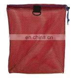 Nylon Mesh Drawstring Bag For Shells