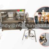 automatic rolled sugar cone baking machine|sugar ice cream cone machine