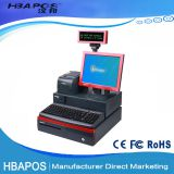 HBA-K6 Pos machine for store / Pos system equipment/cash device for supermarket special made for restaurant