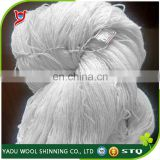 Polyester nylon blend yarn wholesale / ring spun yarn