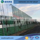 FRP wind dust controlling wall for sale