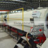 PE/PP/ABS Large Diameter Pipe Production Line( 63-630mm)