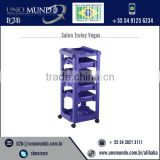 Top Quality Multiple Colour Made Salon Trolley Sale