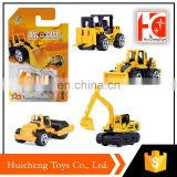 new product shantou engineering toys model 1:64 diecast import cars for wholesale