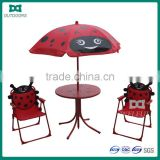 Camping lightweight outdoor folding chair with table