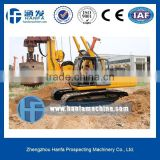 HF168 rotary piling machine 38 tons large torque for sale high quality big torque 165KNm