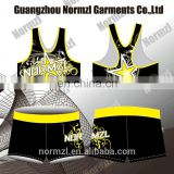 High quality yoga dance crop top performance wear