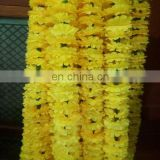 Artificial Marigold Decorative Flower Garlands