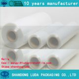 transparent machine packaging stretch film roll supply