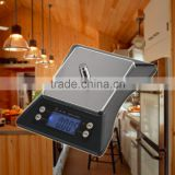 In stock! High Quality LCD Portable Kitchen 1000g Weight Scale Digital Electronic Newest