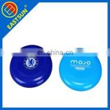 Advertising round ring outdoor plastic flying frisbee