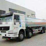 HOWO 4X2 oil tanker truck for sale SINOTRUK