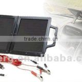 4w Solar AUTO Battery Trickle Charger - 12V Car Charger