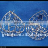 Peach wire festival hangers iron handicrafts
