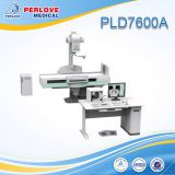Stable performance fluoroscopy <b>X</b> <b>ray</b> <b>unit</b> PLD7600A