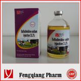 Sulfadimidine 33.3% injection