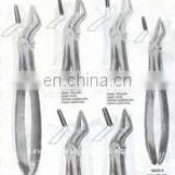 High Quality Dental Extracting tooth Forceps English Pattern(PayPal accept)