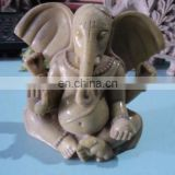 poly resin goddes ganesh
