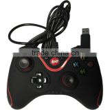 Drop-Shipping Wired Game <b>Controller</b> With 4 <b>LED</b> Indicators And Integrated Headset 3.5mm Port For <b>XBOX</b> 360 PC