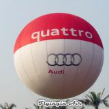 Giant 7m Height Inflatable Helium Balloons for Outdoor Advertising Show