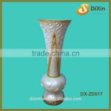 America style home decorative resin vase flower tall vase