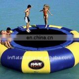 New <b>inflatable</b> <b>water</b> trampolin