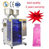 irregular shaped cosmetic sachet stick packing machine,special shaped sachet stick packaging machine