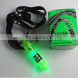 Beer bottle flasher pendant led whistle lanyard blinking lanyard
