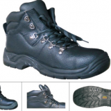 Automatic safety shoes
