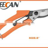 8''65Mn Carbon Steel Pruning Shears