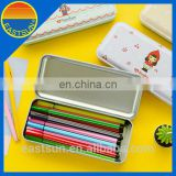 Primary school printing pencil box kids Christmas gift