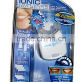 Ionic White Light System / white light tooth whiting system / teeth whitening product / ionic white